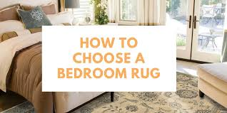 Bedroom rug Large How To Choose The Best Bedroom Rug The Rug Seller Stunning Bedroom Rug Ideas To Add Flare To Your Home