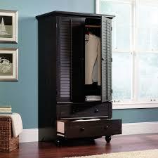 armoire cool black wardrobe armoire design armoire closets