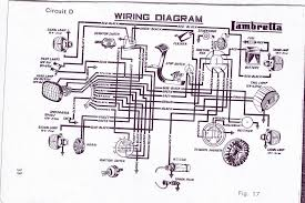 sil wiring for australian gp's lambretta history in australia lambretta headlight wiring diagram at Lambretta Wiring Diagram