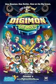 Digimon Masters Online Evolution Chart Digimon The Movie Wikipedia