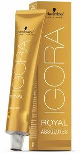Schwarzkopf Igora Royal Absolutes 4 60 Hair Color Price In