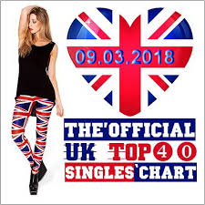 The Official Uk Top 40 Singles Chart Free Download Va The Official Uk Top 40 Singles Chart 09 March 2018