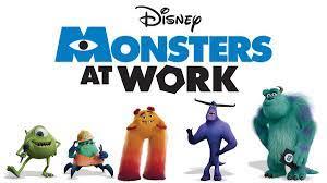 Monsters at Work Season 1: Release Date ...