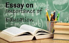 essay on education for all education for all