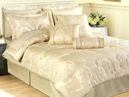 gold bedspreads