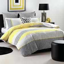 bed linenyellow and grey duvet cover set canada yellow bedding