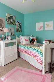 cute bedroom ideas.  Bedroom Love This Cute Tween Girls Bedroom So Many DIY Projects And Organization  Ideas For Decorating Inside Cute Bedroom Ideas