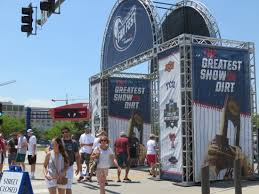 Fanfest Entrance Picture Of Td Ameritrade Park Omaha
