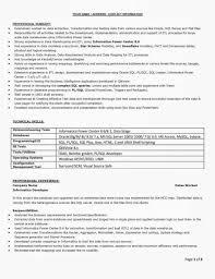 Obiee Resumes Freshers Professional Resume Templates