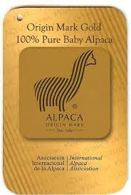Mens Baby Alpaca Links Polo Sweater