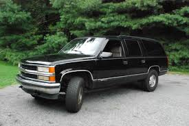 Suburban 98 chevy suburban : Chevrolet Suburban 1998 photo and video review, price ...
