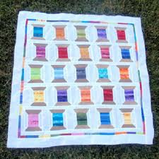 Kaleidoscope Colors: 19 Free Rainbow Quilt Patterns - Seams And ... & Rainbow Shuffle Spool Quilt Adamdwight.com