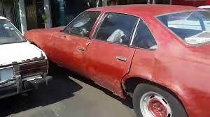 Chevrolet Malibu classic sedan 1974 - YouTube
