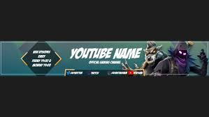 Create An Epic Youtube Banners For Your Gaming Channel By