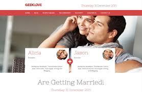 30 Stunning Responsive Wordpress Wedding Events Marriage
