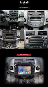 2009 Toyota Rav4 Warning Lights 2006 2012 Toyota Rav4 Car Radio Installation Seicane