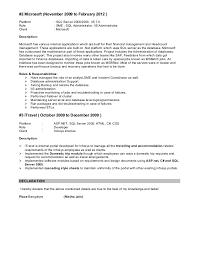 Sql Server Administrator Resume Sap Basis Administrator Resume