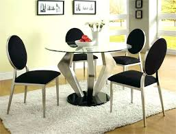 mesmerizing round modern dining table modern round dining set for 6 beautiful round dining table set