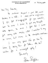 gordon griffiths letter letter of retirement