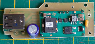 12v ipad charger on the brian dorey com blog the completed charger circuit base view showing voltage dividers