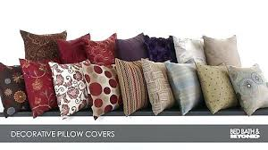 Bed Bath And Beyond Decorative Pillows