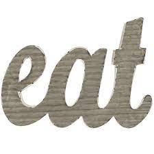 4.4 out of 5 stars 169. Eat Metal Wall Decor Hobby Lobby 1644897