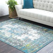 teal and gray area rug distressed teal gray area rug teal gray area rug