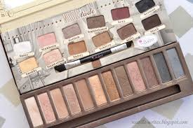 as for the ready made portion of my eyeshadow palette collection let s start with the two most hyped up neutral palettes i own the urban decay 1