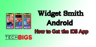 widget smith android how to get the