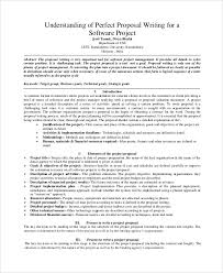 Sample Project Proposal 20 Documents In Word Pdf