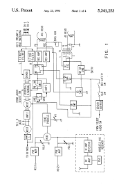 patent us5341253 extended circuit of a hifi karaoke video patent drawing