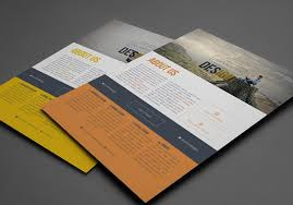 Indesign Flyer Template Clean Corporate Flyer Template Mind Of Art World Of