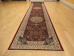 luxury red silk rug traditional area rugs 2x12 hallway runner rugs long narrow rug 2 by