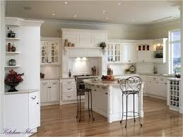 country kitchen ideas white cabinets. White Cabinets Light Hardwood Floors Italian Kitchen Ideas French Country With W