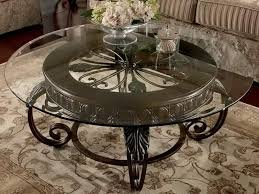 round glasetal coffee table furniture favourites for contemporary property large round glass coffee table prepare