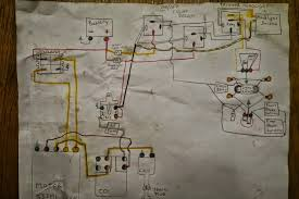 xrr lifan fml valve adjustment gap specs and running rich this is my wiring harness i plan to redraw it a little neater to give my sister so she can consult it the wire colors match real world wire colors