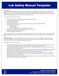 Sample Safety Manual Template Mental Health Safety Plan Template Unique Delighted Safety Manual 1