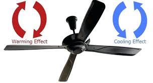 ceiling fan rotation in winter fan direction tips proper ceiling fan direction for winter