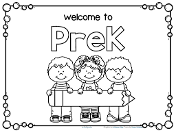 Small Picture Pre K Coloring Pages itgodme