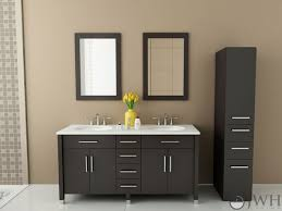 Vanity How High To Hang Floating Vanity Standard Height Bathroom