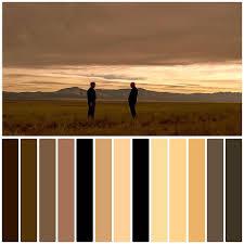 Breaking Bad In 2019 Movie Color Palette Color Script
