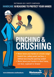 hand tool safety posters. never leave your hands hand tool safety posters r