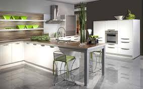 Modern White Kitchen Design Awesome Modern White Kitchen Cabinets Design Ideas