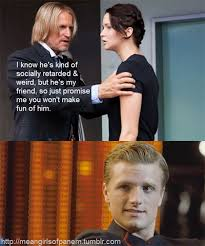 The Hunger Games Mean Girls Crossover Memes, Funny Pictures | Teen.com via Relatably.com