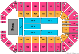 Ford Arena Beaumont Tx Seating Chart 2 Tickets Cody Johnson 11 17 18 Ford Park Arena Beaumont Tx