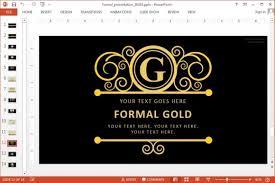 Formal Powerpoint Templates Award Powerpoint Template Rome Fontanacountryinn Com
