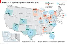 Us House Seating Chart Daily Chart Predicting The Distribution Of Americas