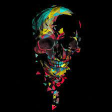 Skull wallpaper, Skull wallpaper iphone ...
