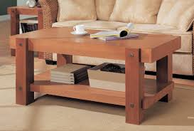 ... Best Rustic Wood Coffee Table ...