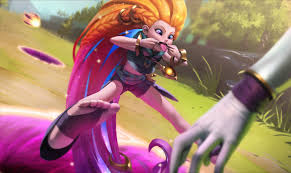 Zoe League of Legends Wallpapers - Top ...